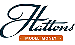 Logo of Hattons Model Railways